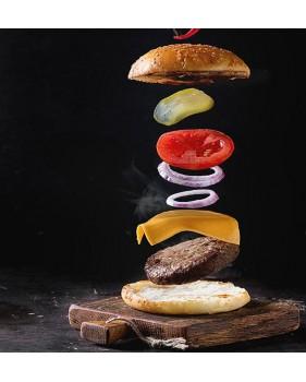 burger PRIME - Steak haché pur Bœuf