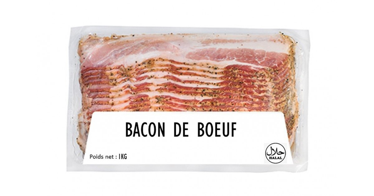 pack ISLA MONDIAL - Bacon de Bœuf à l'américaine