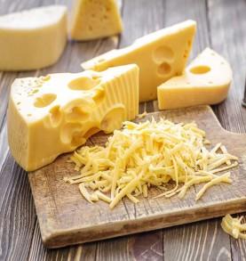 fromage Emmental râpée