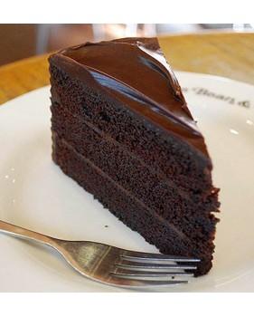 CITY CAKES - Gâteau au Chocolat