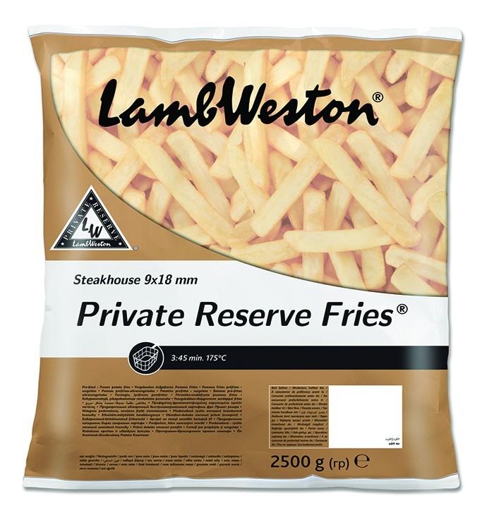 LAMBWESTON - Frites Steakhouse