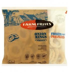 pack FARM FRITES - Oignons rings préfrites