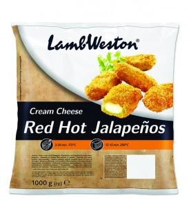 LAMBWESTON - Bouchées Piquantes au Cheddar Jalapeños