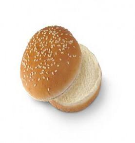 AMERICANA - Pain burger avec sésame - Petite Taille