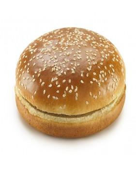 Pain burger avec sésame