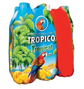 pack bouteille TROPICO