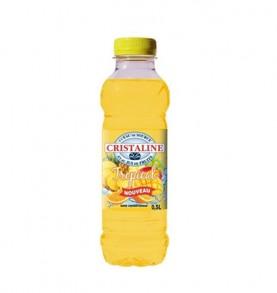bouteille CRISTALINE - Eau aromatisé Tropical