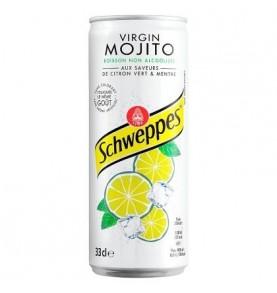 SCHWEPPES - Virgin Mojito