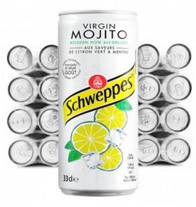 pack SCHWEPPES - Virgin Mojito
