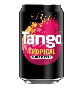 canette TANGO -  Tropical