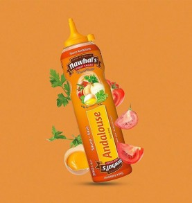 NAWHAL'S - Sauce Andalouse