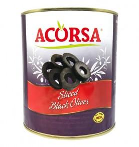ACORSA - Olives noires tranchées