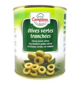 CAMPANA - Olives vertes tranchées