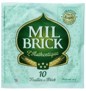 MIL BRICK - Feuilles de brick