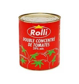 ROLLI - Double concentré de tomates