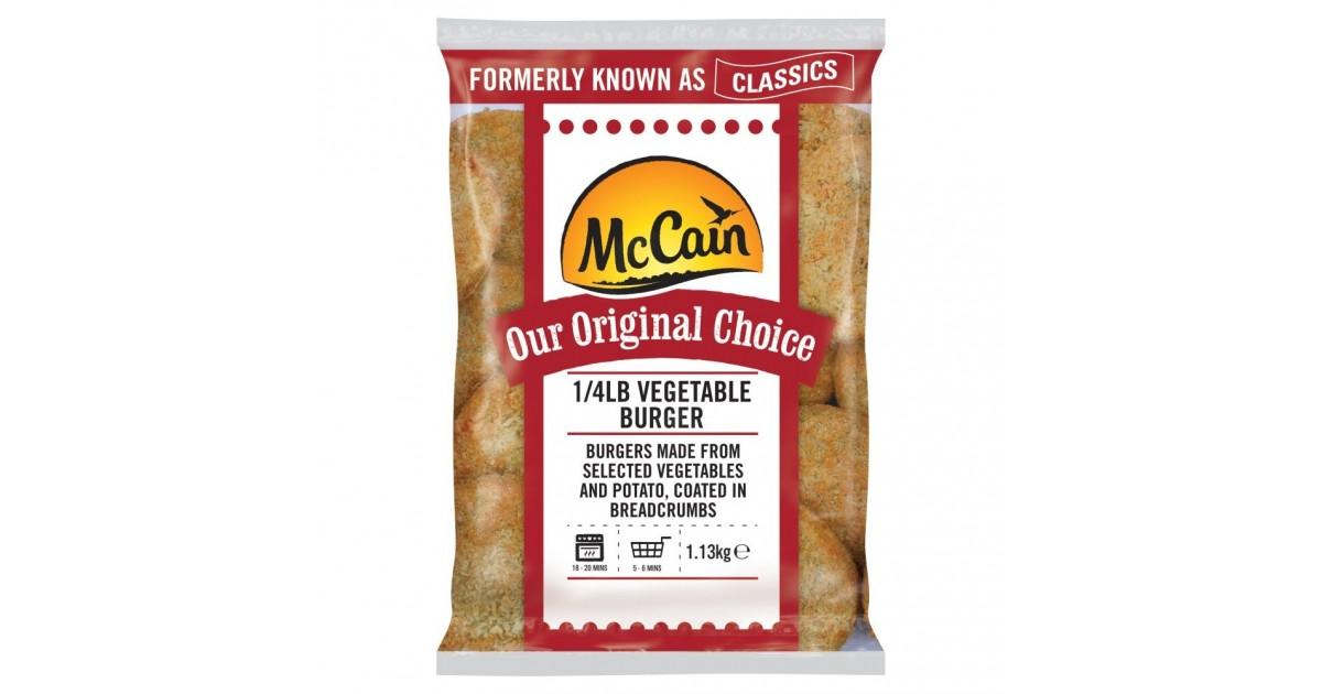 MCCAIN- Steak végétarien premium