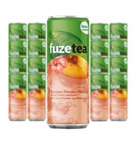 pack FUZE TEA  - Thé glacé à la pèche