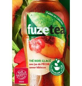 FUZE TEA  - Thé glacé à la pèche logo