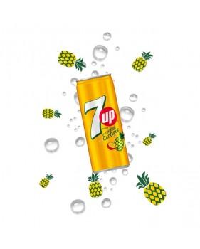 boisson gazeuse 7 UP - Tropical