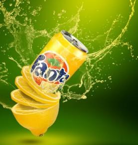 FANTA - Citron