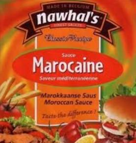 Sauce Marocaine intense
