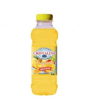 Cristaline Tropicale 24 x 50 cl