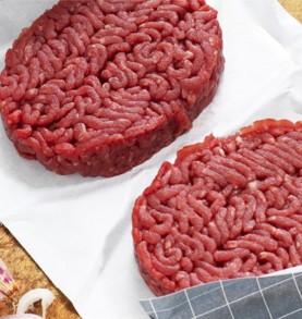 Steak haché façon bouchère pur bœuf