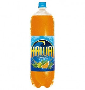 HAWAï - Tropical bouteille
