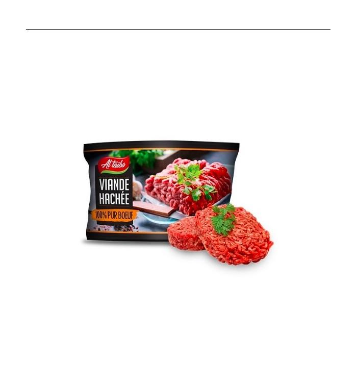 Viande hachée de Bœuf AVS