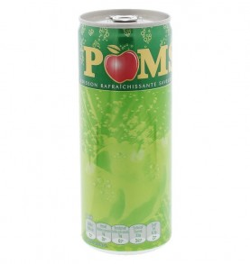 POMS - Boissoin Pomme Halal - 33cl