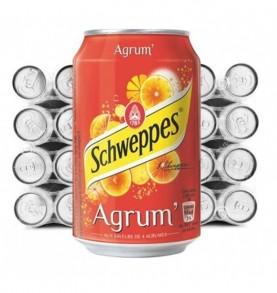 Pack SCHWEPPES - Agrumes
