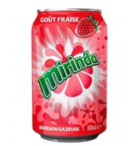 Mirinda Fraise 33 Cl