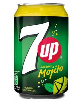 7up Mojito 33cl