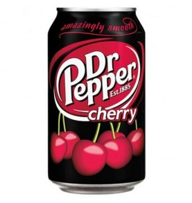 DR Pepper Cerise 33CL