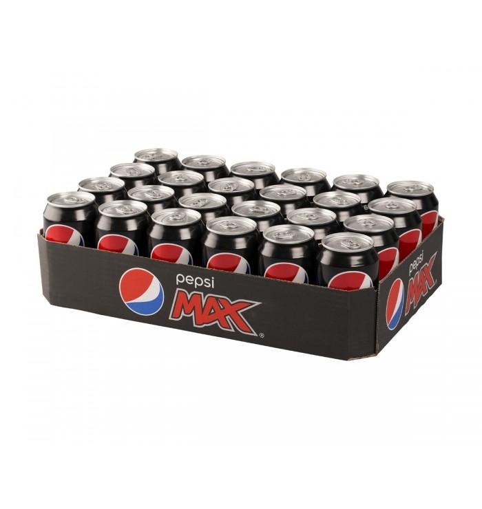Pack PEPSI MAX canette