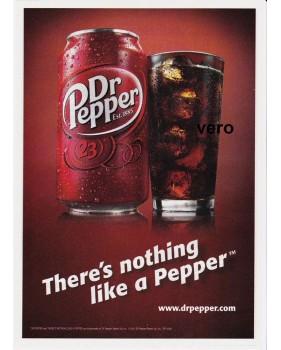 DR PEPPER -  Canette de 33cl