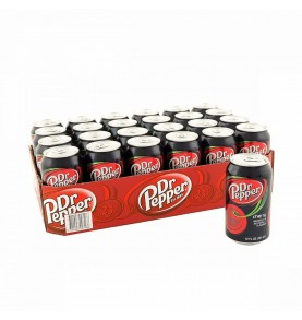pack DR PEPPER - Cherry