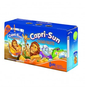 CAPRI-SUN  - Safari Fruits pack
