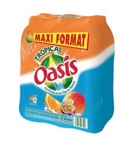 pack bouteille OASIS - Tropical
