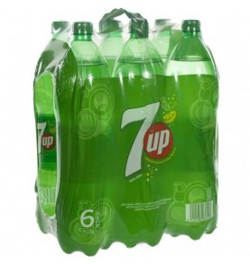 pack bouteilles SEVEN UP