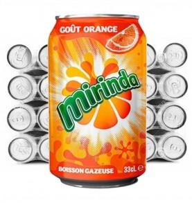 pack MIRINDA - Orange