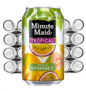 pack MINUTE MAID - Tropical
