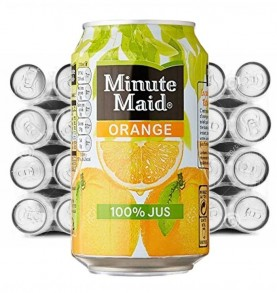 MINUTE MAID - Orange pack