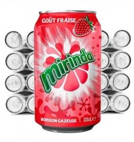 pack MIRINDA - Fraise