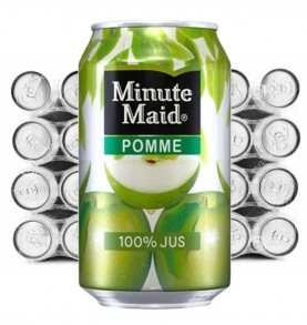 pack MINUTE MAID - Pomme