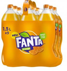 pack FANTA - Orange