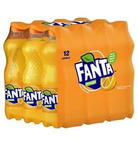 pack bouteille FANTA - Orange