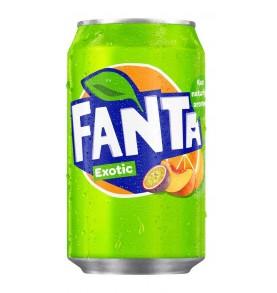 canette FANTA - Exotique