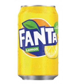 FANTA - Citron canette