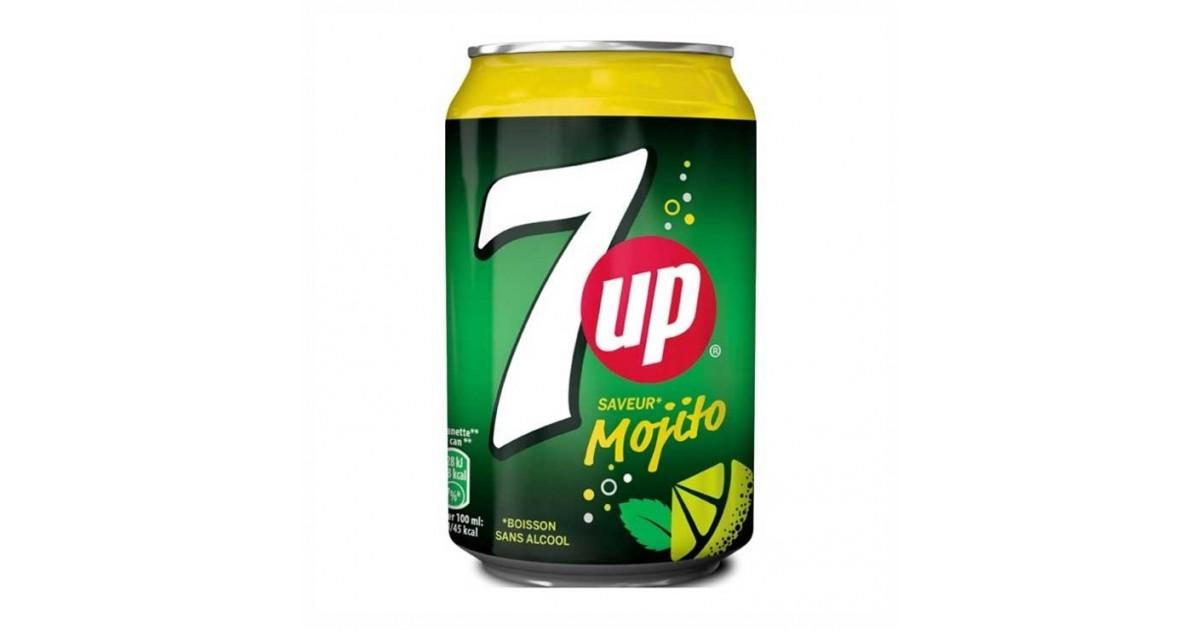 SEVEN UP - Mojito